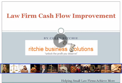 Law Firm Cash Flow Improvement video