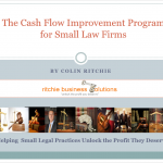 Cash Flow Improvement for Smaller Law Firms
